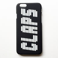 CLAPS BORDER  LOGO HARD iPhone Case