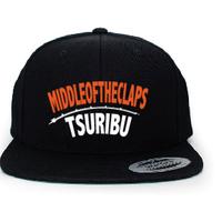 TSURIBU CAP    (BLACK)