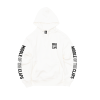 MOC OUT LINE   HOODIE   (WHITE)