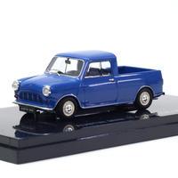 エブロ 1/43 オースチン ミニ 1/4トン ピックアップ 1961 ブルー (44564)