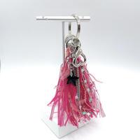le pompon  -rose vif-