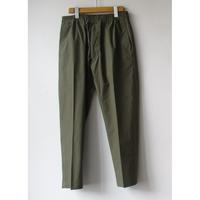 2021 Spring & Summer GOLD Stretch Weather Cloth Slim Easy Pants-GL41975/ゴールド ストレッチ ウェザー スリム イージーパンツ