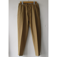 2020 Spring & Summer GOLD Stretch Weather Slim Easy Pants/GL41890/ゴールド ストレッチ ウェザー スリム イージーパンツ