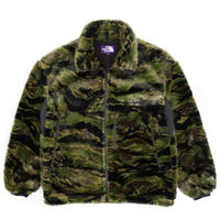 2019FW. THE NORTH FACE PURPLE LABEL Camouflage Fur Field Jacket/NA2967N/パープルレーベル カモフラージュ ファー ジャケット
