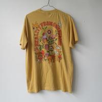 2020 High Summer GreenClothing Garden(マサ田畑)Tee 染め /T-SHIRTS/グリーンクロージング 染め Tシャツ
