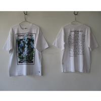 2020SS. Niche.(ニッチ) Flower Seeds T-Shits:フラワー Tシャツ