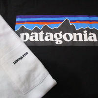 Patagonia/パタゴニア P-6 LOGO POCKET Responsibili Tee/メンズ・P-6ロゴ・ポケット・レスポンシビリティー
