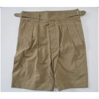 【SALE】2020 S/Summer. *A Vontade  Gurkha Shorts -40/- High Count Twill -Peach Face- VTD-0386-ST