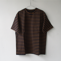 2020 HighSummer. *A Vontade(*ア ボンタージ) Border T-Shirt S/S-VTD-0546-CS-P/ボーダーTシャツ