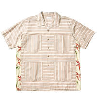 【SALE】2020SS. nanamica Open Collar H/S Shirt-SUGS084 /ナナミカ オープンカラー シャツ