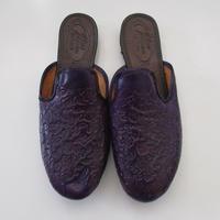 Nelson/ネルソン #Emboss zapatillas/アルゼンチン製  スリッパ