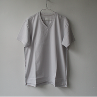 【SALE】2020 High Summer. CURLY&co CURLY(カーリー)UTM S/S V-NECK TEE /V-ネック Tee