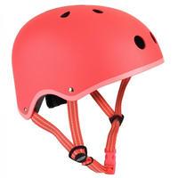 m-cro(マイクロスクーター) ヘルメット(M サイズ)コーラルピンク(マット)
