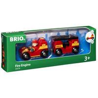 BRIO ライト&サウンド付消防車