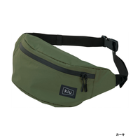 KiU(キウ)カーキ(WATER PROOF BODY BAG)