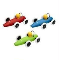 BRIO レーシングカー(赤・緑・青)