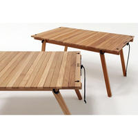 DOOGOO(オールスタイム)TIME THE TABLE 420[teak]