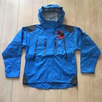 19 REDBOXマウンテンジャケット ゴアテックス同素材 青M