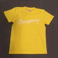 オーバーグラウンド オリジナルTシャツ イエロー