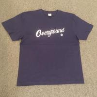 オーバーグラウンド オリジナルTシャツ インディゴ