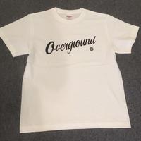 オーバーグラウンド オリジナルTシャツ ホワイト