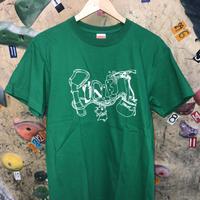 ピグレット Tシャツ 緑