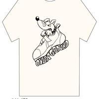 オバグラTシャツ