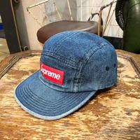 SUPREME / Denim Camp Cap 2018S/S