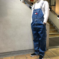TOMMY HILFIGER / 90's Vintage Overall size:M
