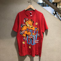 Garfield / 90's Vintage USA S/S Tee size:XL