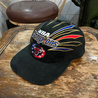 """Starter / 90's Vintage CHICAGO BULLS Champion Cap """"1998年製"""""""