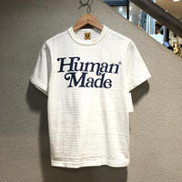 Human Made×Girls Don't Cry / T-Shirt size:S 2019A/W