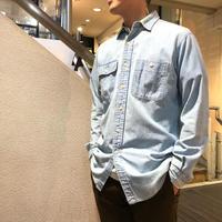 Polo Ralph Lauren / Chambray L/S Shirt size:S