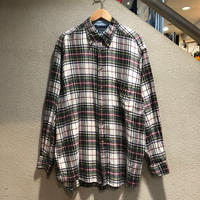 NAUTICA / Flannel L/S Shirt size:L