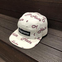 SUPREME / Hate Camp Cap 2013A/W