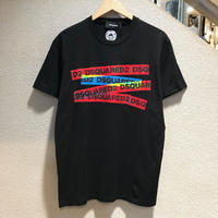 DSQUARED2 / DYED COOL FIT T-SHIRT size:L