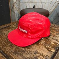 SUPREME / Splatter Camp Cap 2019S/S