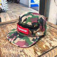 SUPREME / Military Camp Cap 2017S/S
