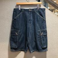 DOARAT / Denim Cargo Shorts size:L