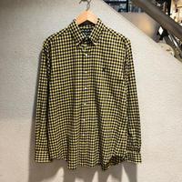 RALPH LAUREN / Plaid B.D L/S Shirt size:M