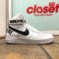 NIKE×SUPREME / AIR FORCE 1 HIGH SUPREME SP 2014A/W size:US8