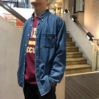 SUPREME Denim Shirt 15A/W size:L