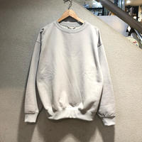 AURALEE / POLYESTER SWEAT PULLOVER 2020S/S size:5