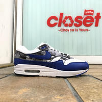 "NIKE / AIR MAX 1 PRINT ""We Love Nike"" size : US8.5 (26.5cm)"