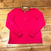 NOAH / Corduroy Collar Rugby size:L