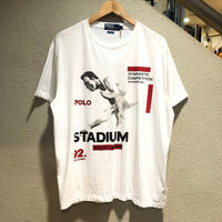 Polo Ralph Lauren / The Studium 1992 T-Shirt size:L