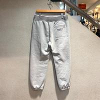 SUPREME / Classic Logo Striped Rib Sweatpants 2014A/W size:M