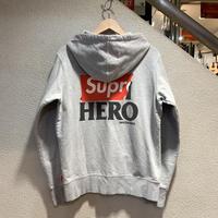 SUPREME×ANTI HERO / Zip Up Sweat Shirt 2014S/S size:S