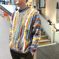 COOGI / Vintage Crewneck Sweater size:M