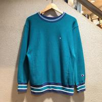 Champion / BEAMS別注 Line Rib Reverse Weave Crewneck size:S